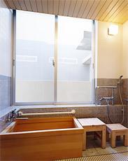 ユニット浴室