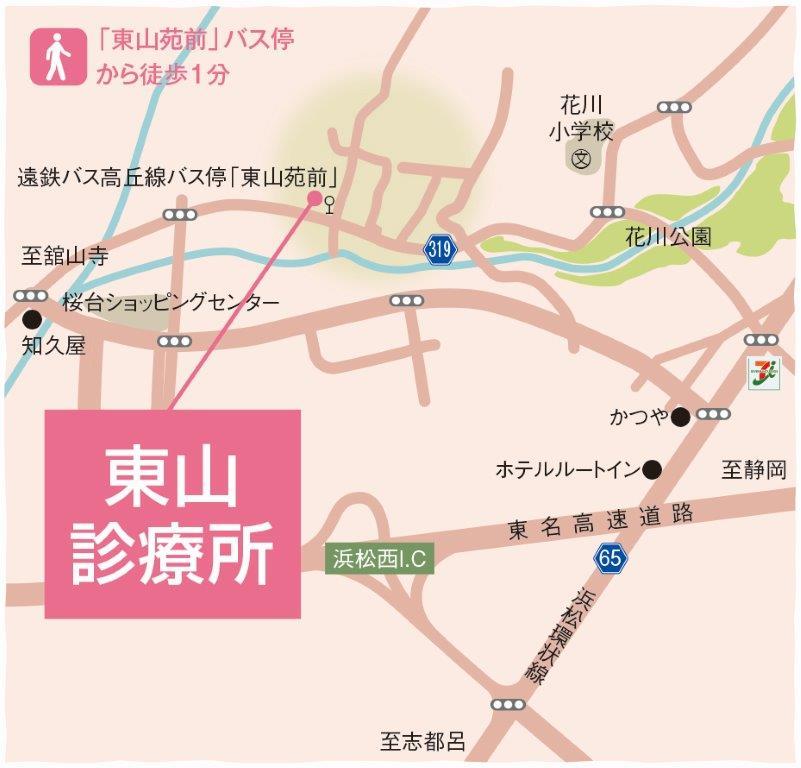 診療所マップ